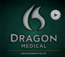 Video Dragon Medical - Reconocimiento de voz
